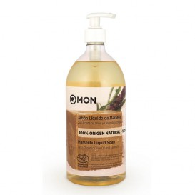 Jabón de Marsella líquido 100% natural ECOCERT