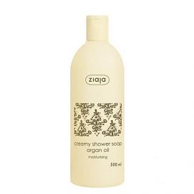 Gel cremoso de ducha con aceite de argán