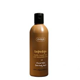 Bálsamo de ducha de Cupuaçu para pel e cabelo