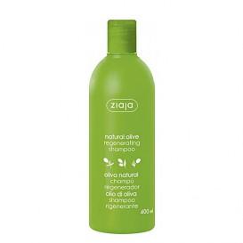 Xampú rexenerante de oliva