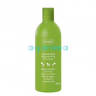 Champú regenerante de oliva