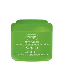 Máscara capilar rexeneradora de oliva