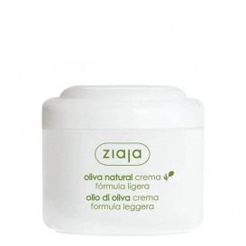 Crema facial con aceite de oliva