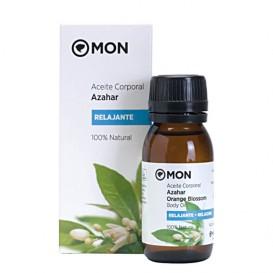 Aceite  corporal relajante de azahar 100% natural