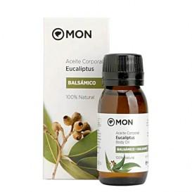 Aceite corporal balsámico de eucalipto 100% natural