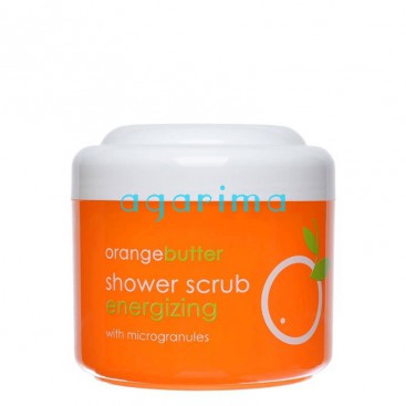 Exfoliante corporal de laranxa