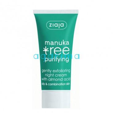 Crema facial de nit amb Manuka ZIAJA