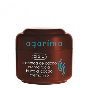 Crema facial de cacao