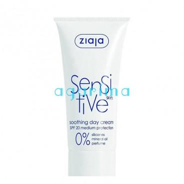 Crema Sensitive de dia per a pell molt sensible