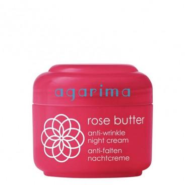 Crema antiarrugues de nit de rosa ZIAJA