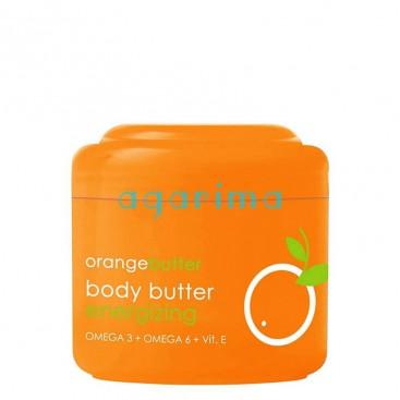 Manteiga corporal de laranxa