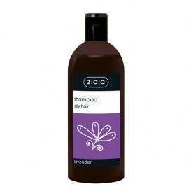 Xampú para cabelo graxo
