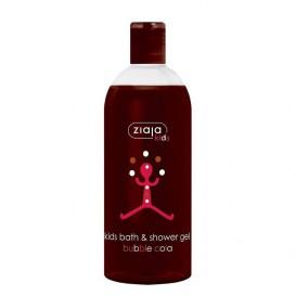 Gel de bany amb aroma de cola Ziaja