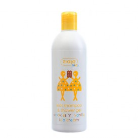 Xel-Xampú de galleta e vainilla